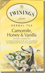herbal tea Twinings